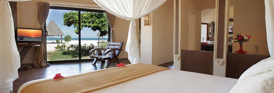 Séjour de luxe à Zanzibar