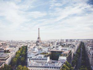 Paris été