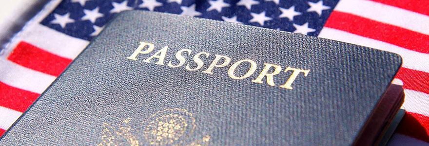 la procédure de demande d'ESTA pour voyager aux USA