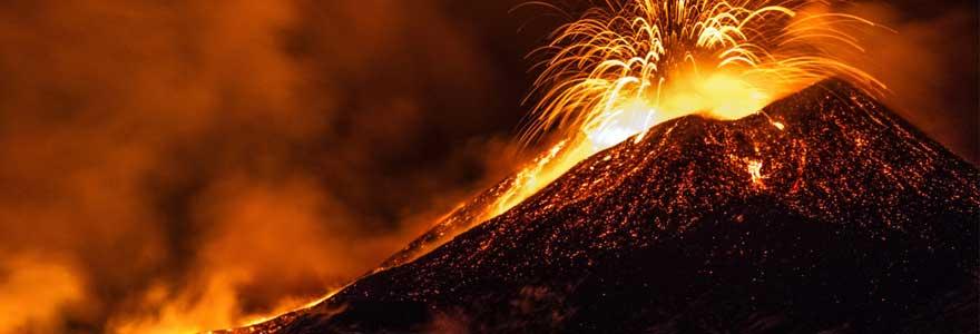 Volcan l'Etna